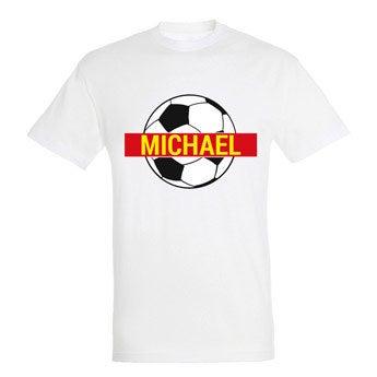 WK T-shirt - Volwassenen - XXL