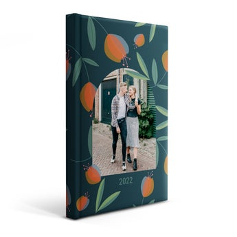 Custom planner 2022 - Softcover