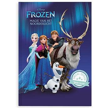 Disney Frozen - Noorderlicht - XL boek