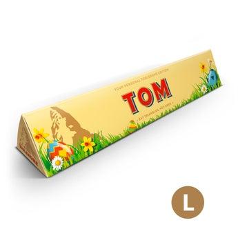 Personalised Toblerone - Easter