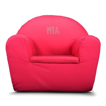 Cadeira Infantil - Rosa