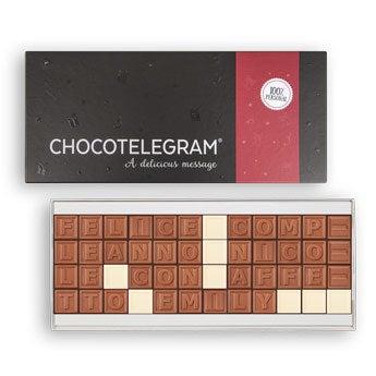 Telegramma di cioccolato - 48 caratteri
