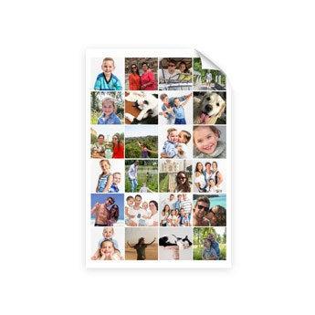 Mummy & I - Collage fotog. poster - (50 x 75)