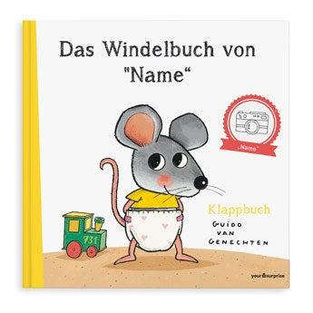 Das Windelbuch von - XXL-Version