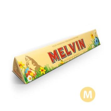 Toblerone påskchoklad för företag - 200 gram