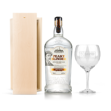 Whisky Peaky Blinders - Confezione Regalo
