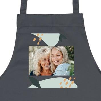 Kuchynská zástera na Deň matiek