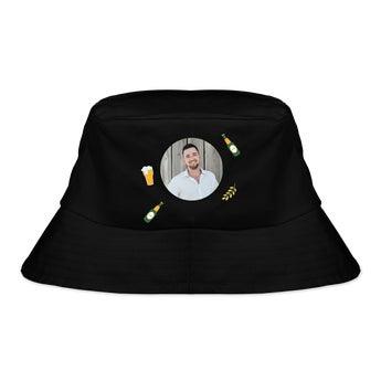 Sol hat - Sort