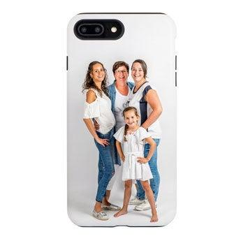iPhone 8 plus - kova tapaus