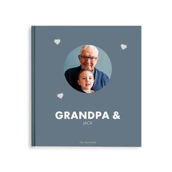 Fotóalbum - Grandpa & Me / Us - M - HC (40)