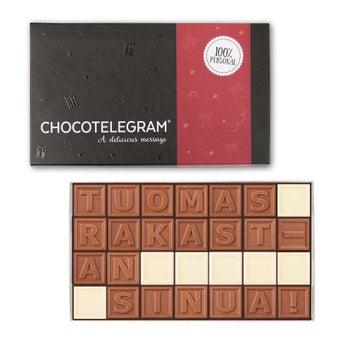 Suklaasähke - 14 merkkiä