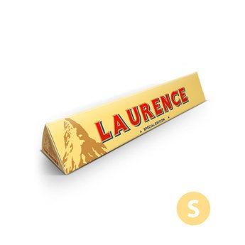 Toblerone personnalisé S - 100 grammes