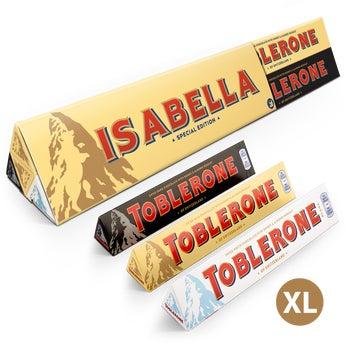XL Toblerone smakenmix