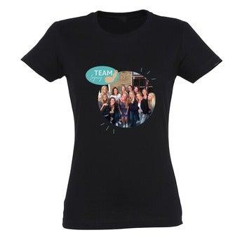 T-shirt - Femme - Noir - S