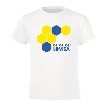 VM-t-shirt - Barn