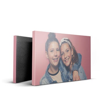 Personalised canvas - 60 x 40 cm