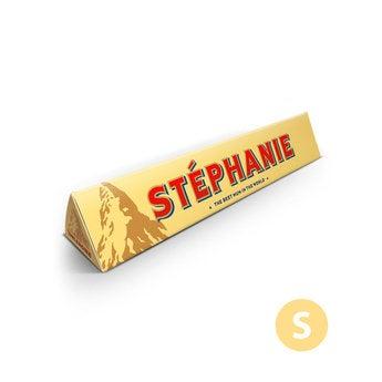 Toblerone Fête des Mères personnalisé S - 100 grammes