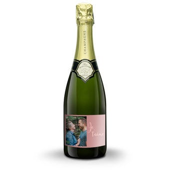Champagne personnalisé - René Schloesser (75cl)