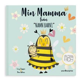 Min mamma/Vår mamma - Hardcover