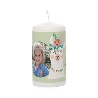 Communion candle