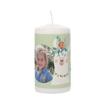 Přijímací svíčka
