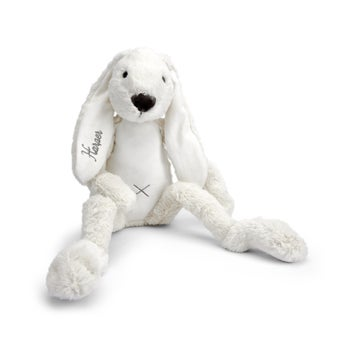 Personalised Big Rabbit Richie - Ivory