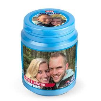 Boîte de Chewing Gum Mentos personnalisée - Mighty Mint