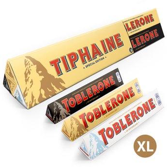 Méga Toblerone personnalisé - XL