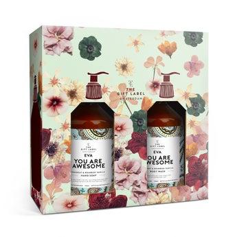 The Gift Label  - Geschenkset - Frau