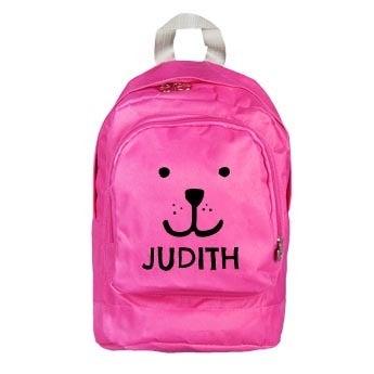 Kisgyermek hátizsák - rózsaszín
