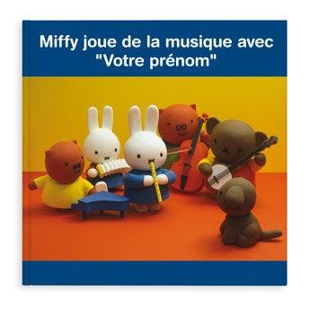 Miffy joue de la musique (couverture rigide)