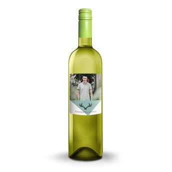 Wine - Oude Kaap - White - Personalised label