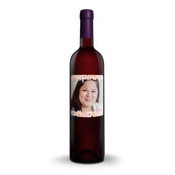 Salentein Merlot - etiqueta personalizada