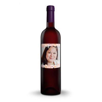 Salentein Merlot - Med tryckt etikett