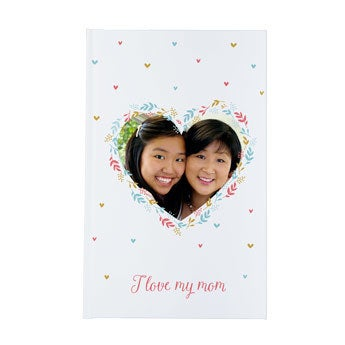Mother's Day notebook - Hardcover