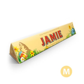 Easter Toblerone bar - Business - 200 grams