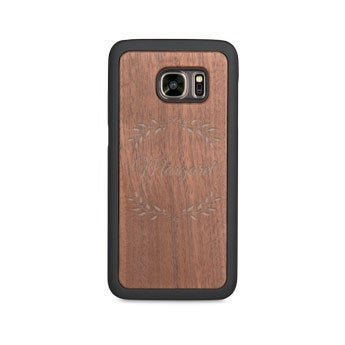 Wooden phone case - Samsung Galaxy s7
