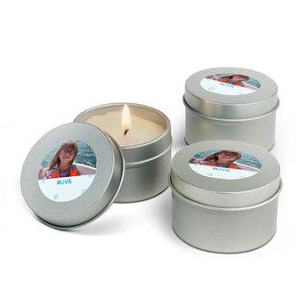 Personalisierte Teelichter - 40 Stück