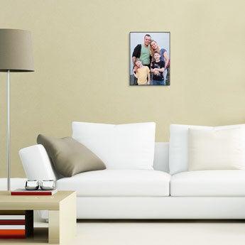 ChromaLuxe wooden photo panel - 30x40