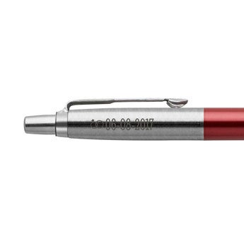 Parker - Penna a sfera Jotter - Rosso (mancino)