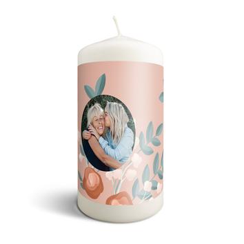 Kynttilä - 19 x 10 cm
