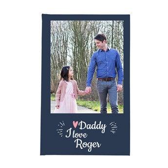 Caderno do dia dos pais - Hardcover
