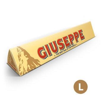Deň otcov Toblerone čokoláda - L
