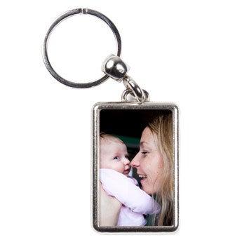 Äitienpäivän avaimenperä
