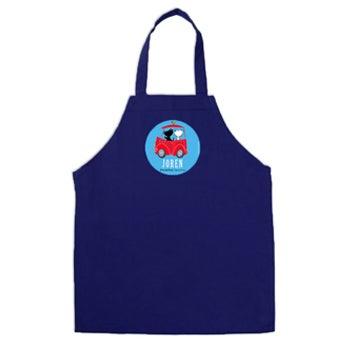 Kinderschort - Pim & Pom - Blauw