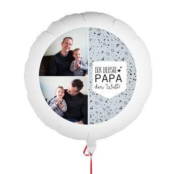 Ballon - Vatertag