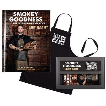 Smokey Goodness BBQ-pakket voor papa's