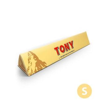Toblerone Fête des Pères personnalisé S - 100 grammes