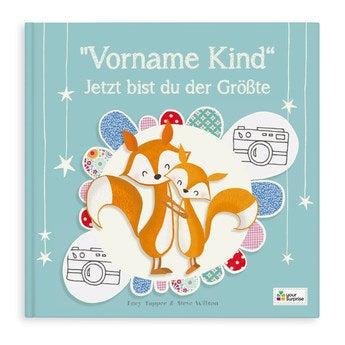 Personalisiertes Kinderbuch Geschwister