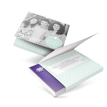 I love Milka! giftbox - Pasen - 110gr